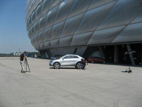 Audi Cross Coupe Concept