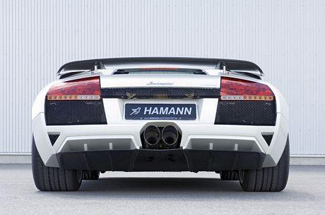Hamman Lamborghini Murcielago LP640, de nuevo