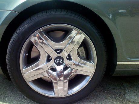 Hyundai Continental GT