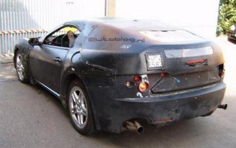 Maserati GranTurismo CC