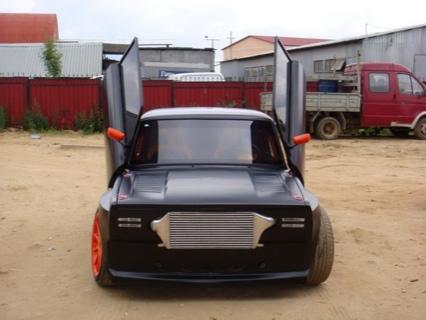 Lada Vaz-2105 tuning
