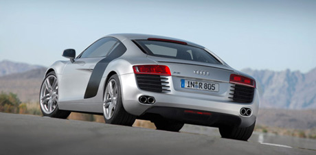 Audi R8 H&R