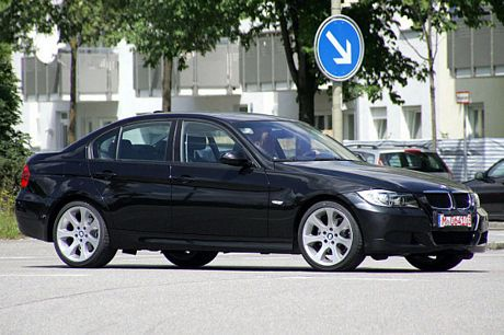 Facelift para el BMW Serie 3 berlina y touring