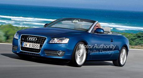 Anticipo del Audi A5 Cabrio