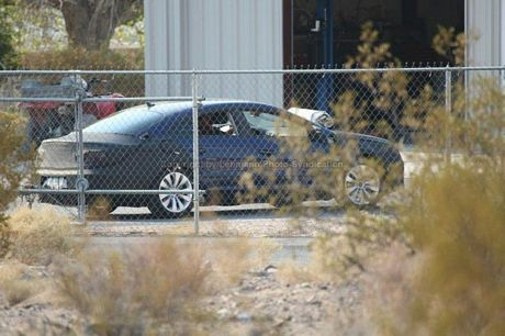 Volkswagen Coupé, cazado en fase final de  desarrollo