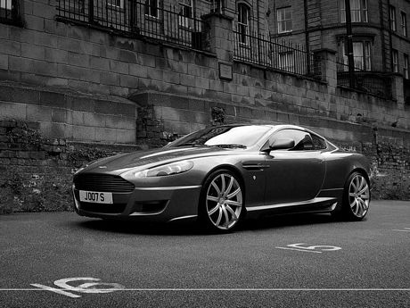 Aston Martin DB9S Project Kahn