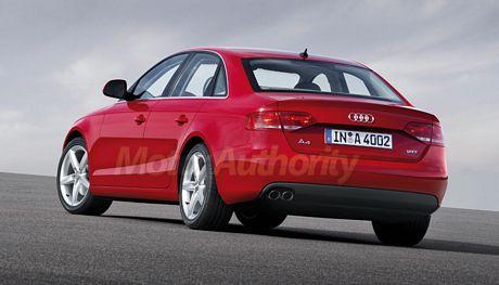 Nuevo Audi A4, ahora sí
