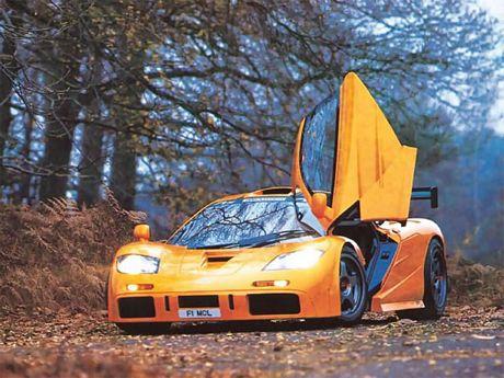 McLaren F1, la mayor leyenda automovilística de la historia