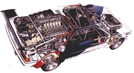 Historia y leyenda del BMW M1