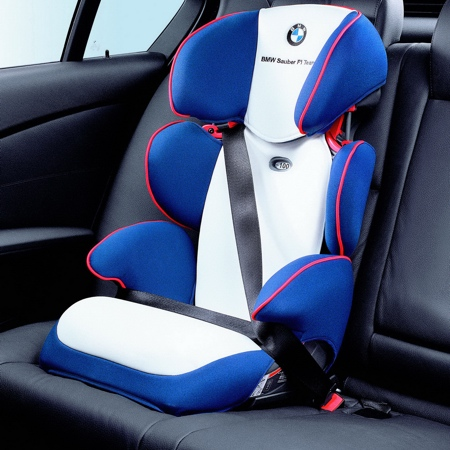 BMW Sauber F1 sillita infantil