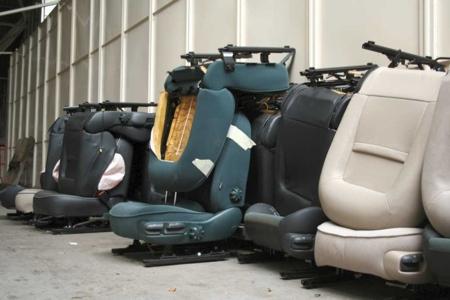Un paseo por la fábrica de MG Rover Group abandonada