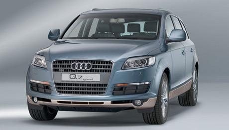 Audi Q7 híbrido