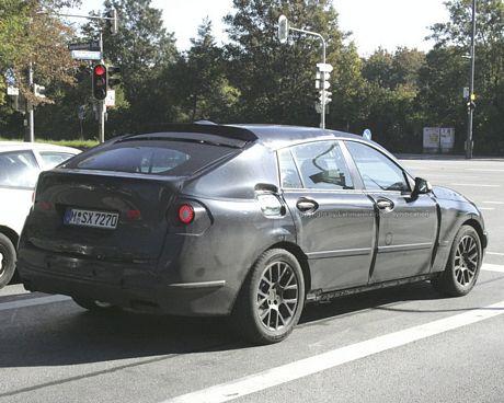 Más fotos espías del BMW Allroad