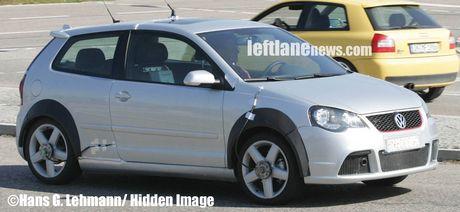 Fotos espías del Audi A1