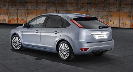 Ford Focus Kinetic, lavado de cara del Focus
