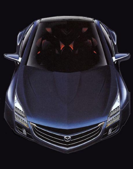 Mazda Coupé Concept, directo al salón de Tokyo