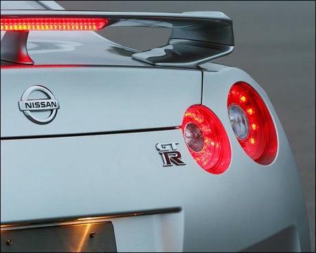 Más fotos del Nissan GT-R