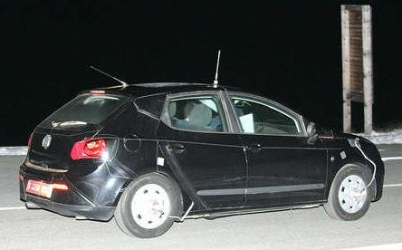 Nuevo SEAT Ibiza, más fotos espía
