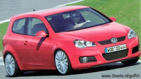 Más recreaciones del Volkswagen Golf VI