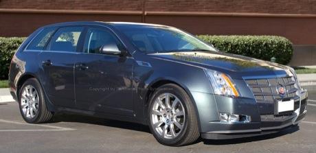Cadillac CTS Coupé y Familiar