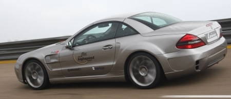Mercedes SL Lorinser Nardo3