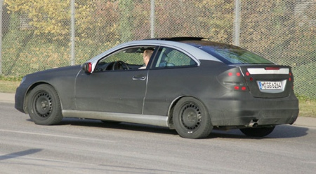 Mercedes C SportCoupé