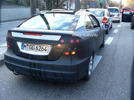 Más fotos espías y nueva información del Mercedes CLC