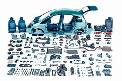 Opel Meriva piezas
