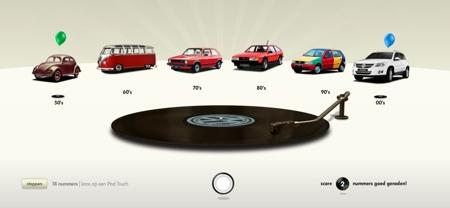 Minijuego VW
