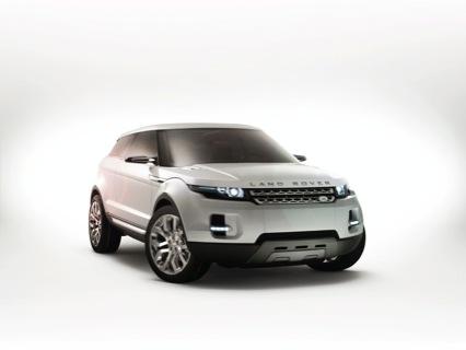 Fotos oficiales del Land Rover LRX