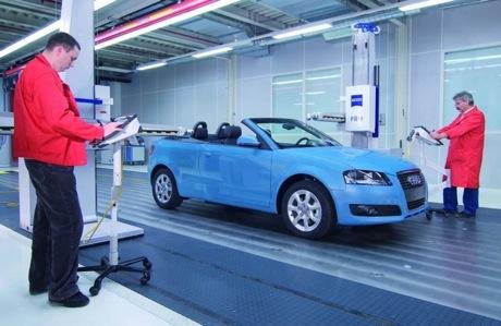 Comienza la producción del Audi A3 Cabrio