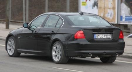 BMW Serie 3 facelift
