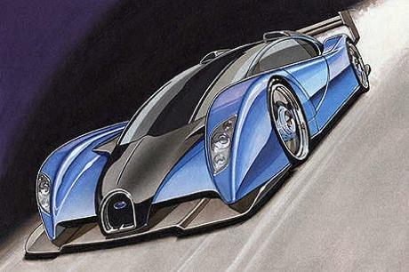 Bugatti Project Lydia