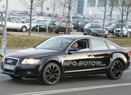 Audi A5 Allroad: todo empieza a encajar