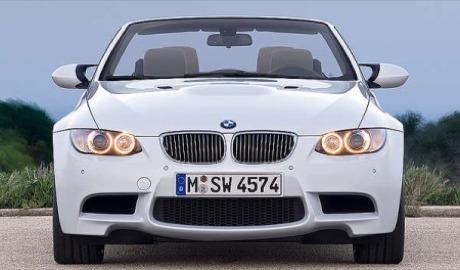 BMW M3 Cabrio, primeras fotos oficiales