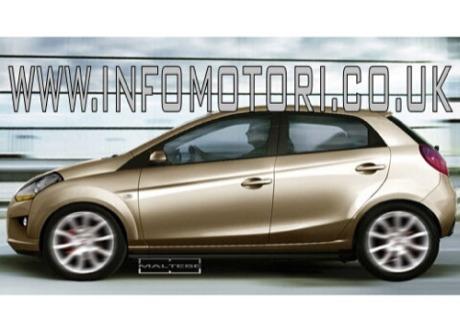 Nuevas recreaciones del renacimiento del Fiat Uno