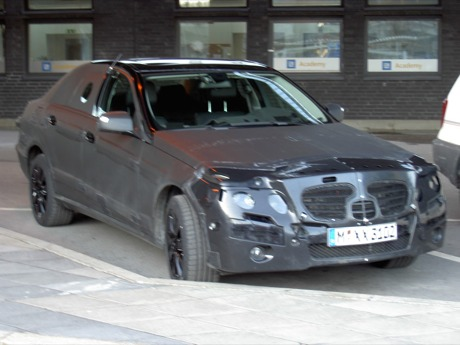 Analizando el nuevo Mercedes Clase E