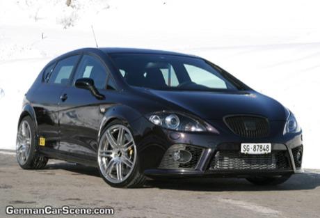 Seat Leon Cupra y VW Golf GTI