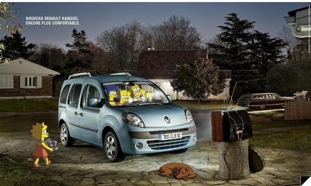 Renault Kangoo Simpson