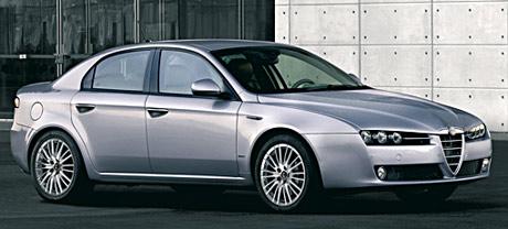 Alfa 159 MY 2008