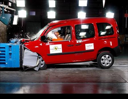 Últimos resultados de Euro NCAP: catastrófico resultado para el Nissan Navara