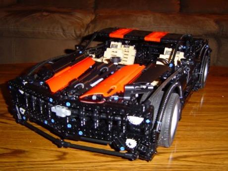 Chevrolet Camaro Lego