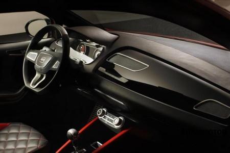 SEAT Bocanegra Concept, anticipo del nuevo Ibiza