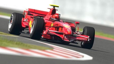 Ferrari F2007 GT5