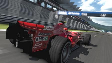 El Gran Turismo 5 Prologue contará con el Ferrari F2007