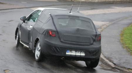 Fotos espía del SEAT Ibiza SportCoupé