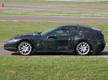 De nuevo, en el ajo: Ferrari Dino