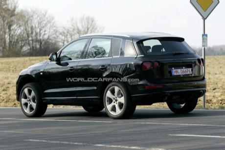 Fotos espía finales del Audi Q5