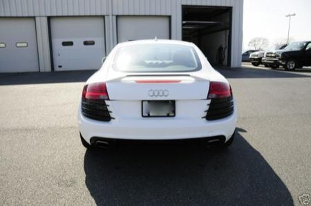 Audi TT, look R8