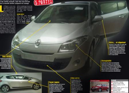 El nuevo Renault Mégane, destapado por Autoplus